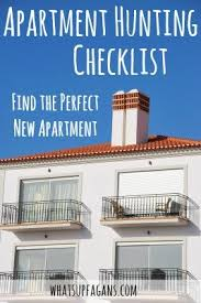 Use This Apartment Checklist To Save Yourself From Ending Up In A Dive!