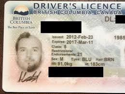 Head Driver's Bard Post Half Beard c Shaves National His Redditor For B Adam Licence Picture