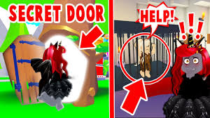 That's the miracle of the resurrection. A Secret Door Took Us Back In Time And We Found The Most Disturbing Thing In Adopt Me Roblox Youtube