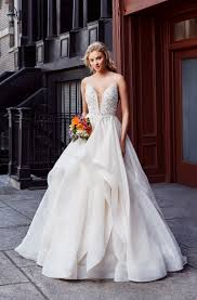 Kitty Chen Designer Kendra Wedding Dresses Bridal Gowns Kittychen Couture