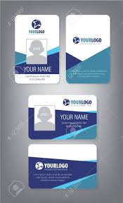Id Card Template For Employee And Others