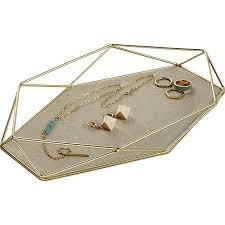 Decorative Wire Tray CB100 Prisma Geometric Storage Catchall Decorative trays Storage 97