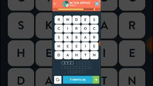 Wordbrain 2 Level Superstar In The Office 1 5 Answer