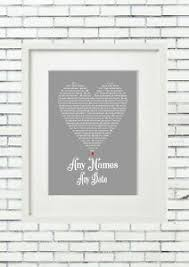 personalised first dance s heart