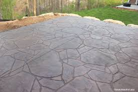 stamped concrete patio with fire pit cost. Stamped Concrete Patio With Fire Pit Cost S