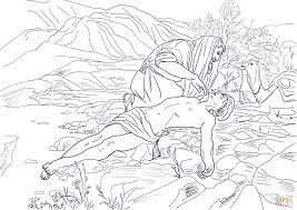 Good Samaritan Coloring Page Free Printable Coloring Pages