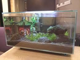 fish tank stand design ideas office aquarium. Interior:Fish Tank Decor Ideas Small Decoration Decorations Stunning Custom Ornaments Ides For House Trendy Fish Stand Design Office Aquarium S