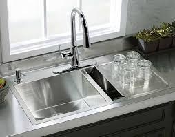 kohler kitchen sinks stainless steel undermount designing home kitchen best kitchen faucets kohler kitchen sink faucets