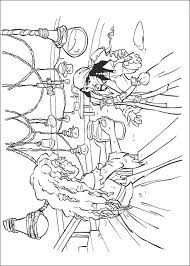 Small Picture Pirates Of The Caribbean Coloring Pages fablesfromthefriendscom
