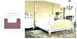 rug underneath bed area rug under bed placement of area rug in bedroom placement of area rug underneath bed