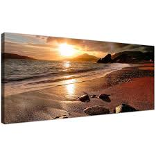very large canvas wall art uk
