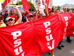 Resultado de imagen para psuv venezuela