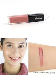 <b>GUERLAIN La Petite</b> Robe Noire Lip Colour'Ink Swatches | Guerlain ...