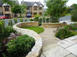 Small Picture Gardens Contemporary Front Garden Design Ideas GardenNajwacom