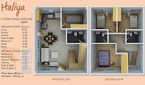 plan awesome 2 story floor plan15 proyecto of simple two story post