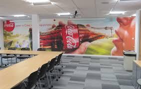 office wallpapers design 1. Bottles Wallpaper Personalised Coke 1 Office Wallpapers Design