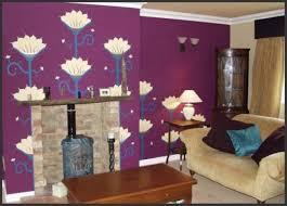 Purple Color Schemes For Bedrooms Purple Color Curtains Designs Rodanluo