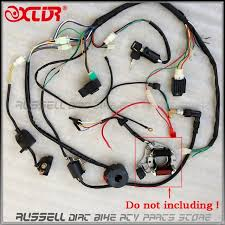 full electrics wiring harness cdi ignition coil rectifier switch 110cc chinese quad bike wiring diagram full electrics wiring harness cdi ignition coil rectifier switch 110cc 125cc atv quad bike buggy gokart