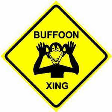 Image result for buffoon