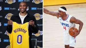 Lakers guard Rajon Rondo opens up on ...