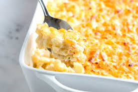 ultra creamy baked mac and cheese