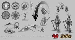 Ekko Designs Artstation Ekko League Of Legends Alexandr Littledruid