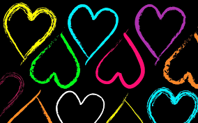 colorful heart wallpapers.  Wallpapers On Colorful Heart Wallpapers R