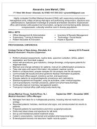 Clever Summary Of Qualifications For Medical Assistant Resume Plus Skill  Sets Writing Professional Experience 10 Summary ...