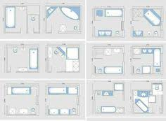 Small Picture Visual Guide to 15 Bathroom Floor Plans Bathroom plans Third