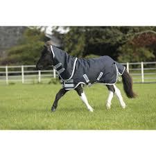 Horseware Amigo Petite Plus Medium Turnout Rug For Miniature Horses And Miniature Shetland Ponies