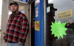 We Carry Naloxone': Businesses step up to carry lifesaving medication    Kanawha Valley   wvgazettemail.com