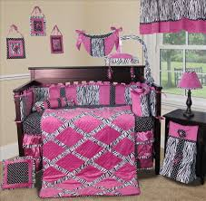 gorgeous baby nursery room decoration using pink leopard crib bedding enchanting baby girl nursery room