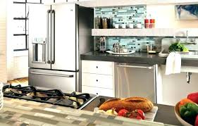 stainless steel appliances set matte black kitchen appliance package sears