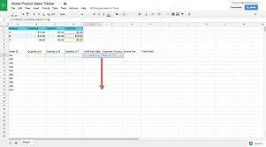 Profit Spreadsheets How To Make A Spreadsheet In Excel Word And Google Sheets Smartsheet