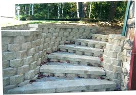 retaining wall cap blocks 6 landscaping retaining wall block caps