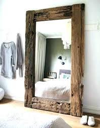 rustic wood mirror frame.  Frame Rustic Mirror Frame Small Modern  Regarding Wood Inside Rustic Wood Mirror Frame O