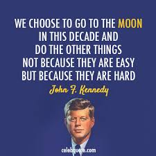Jfk Quotes Unique JFK Also Said I Believe Do Not Pray For Life To Be Easy Pray To