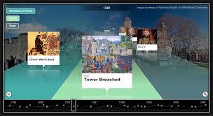 Online Timeline Creator Free Tiki Toki Timeline Maker Beautiful Web Based Timeline Software