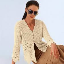 Crochet Cardigan Pattern Gorgeous Crochet Cardigan PATTERN Casual Cardigan Pattern Casual Crochet