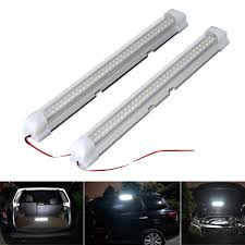 T5 Light Bar 72leds Led Tube Light Bar Dc 12v 80v T5 Lamp Lighting For Under Kitchen Cabinets Car Compartment Led Light Strip Bar With Switch