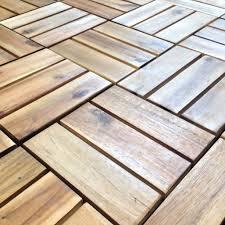Composite Decking Tiles B Q