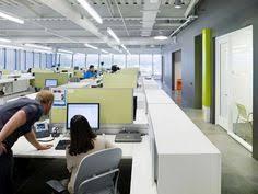 modern open plan interior office space. unique modern open plan office  nice use of green  grey w partitions intended modern plan interior office space
