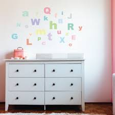 best wall letters for baby nursery