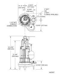 zoeller pump company automatic model