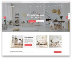 Good Home Design Websites 25 Best Interior Design Wordpress Themes 2019 Colorlib