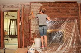 The 25 Best How To Clean Brick Ideas On Pinterest  White Washed How To Clean Brick Fireplace