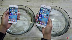 Is Apple Waterproof Iphone Test 's 6s And Waterproof Plus A RRwqr6