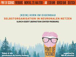 Pint Of Science 2019 Freiburg