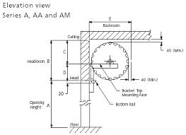 industrial garage door dimensions. Taurean Residential Roller Doors Stramit Industrial Garage Door Dimensions 1