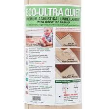 eco ultra quiet premium acoustical underlayment. Delighful Premium Eco Ultra Quiet Premium Acoustical Underlayment Intended Floor U0026 Decor